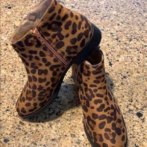 Leopard 🐆 Boots